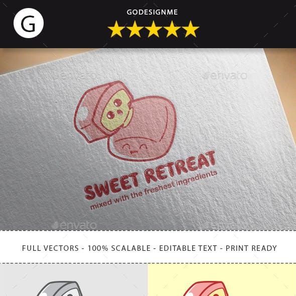 Sweet Retreat Logo Design