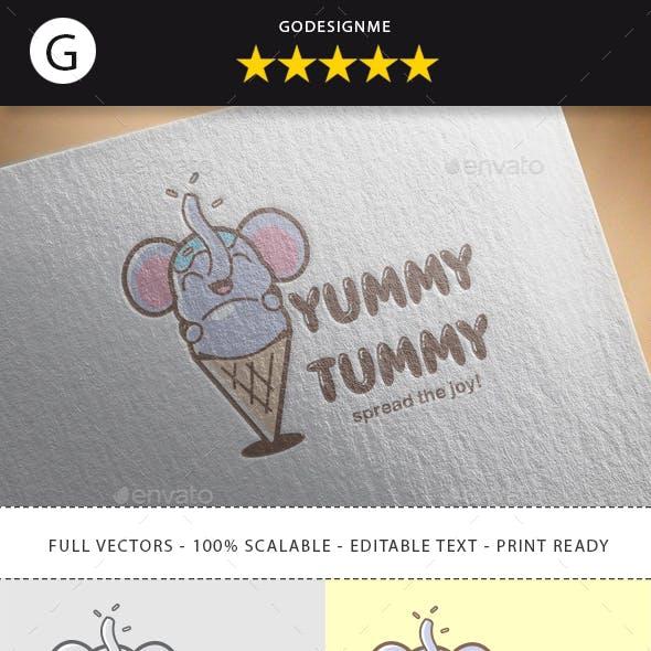 Yummy Tummy Logo Design