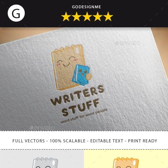 Writers Stuff Logo Design