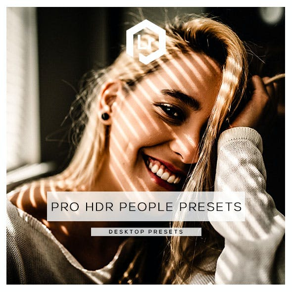 30 Pro HDR People Presets