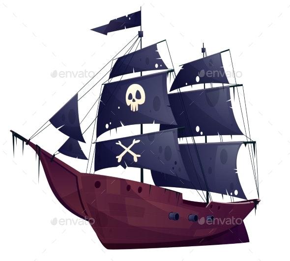 pirate ship sail template.html
