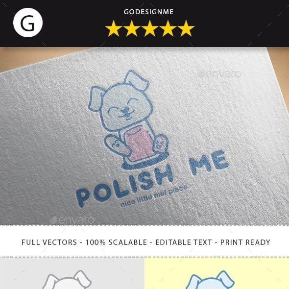 Polish Me Logo Design