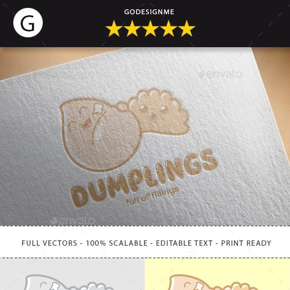 Dumplings Logo Design