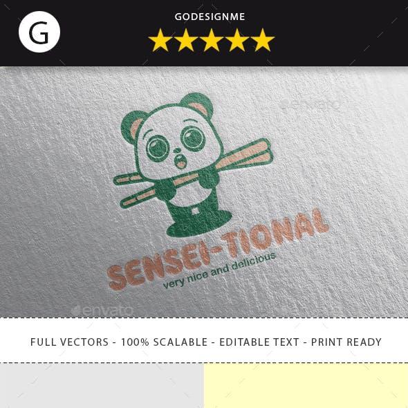 Sensei-Tional Logo Design