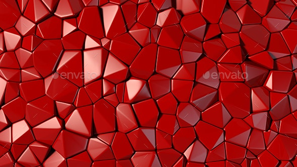 Red Stones - Abstract Backgrounds
