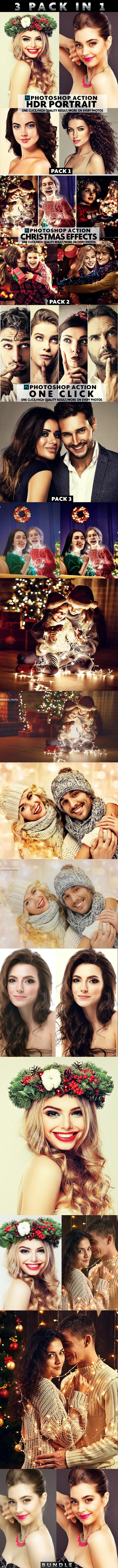 PRO Effects Bundle - Actions Photoshop