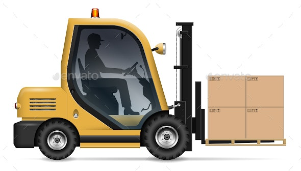 Forklift - Industries Business