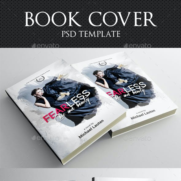 Book Cover Template 59
