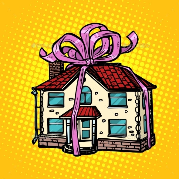 House Gift - Buildings Objects