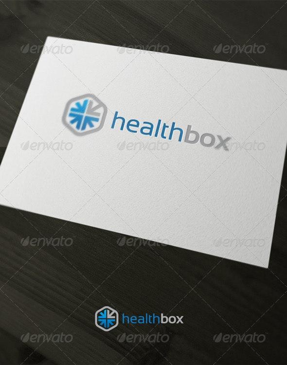 Health Box - Vector Abstract