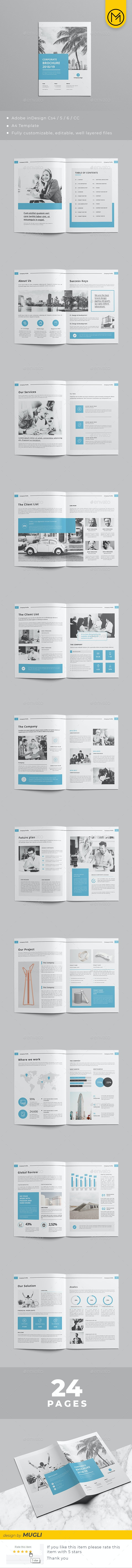 Company Profile v3 - Corporate Brochures