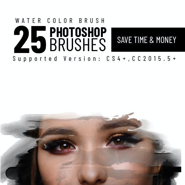 25 Photoshop Brush