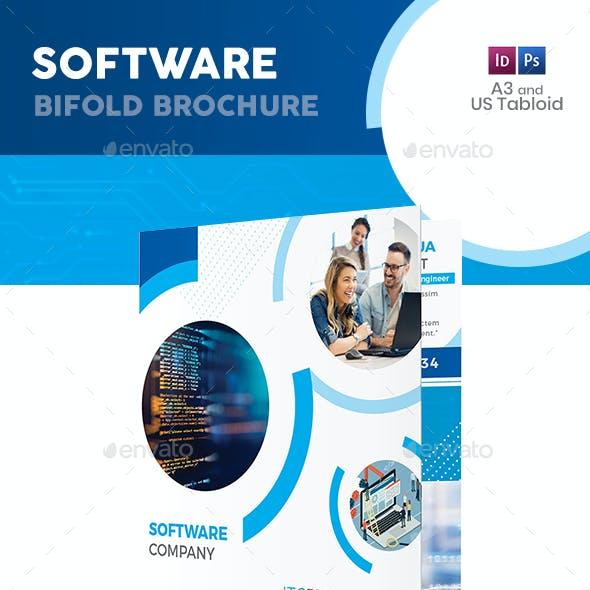 Software Bifold / Halffold Brochure 10