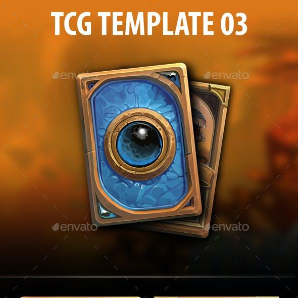 TCG Template 03