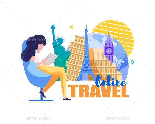 Online Travel - Travel Conceptual