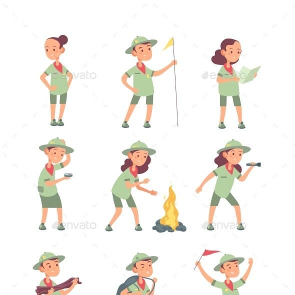 Children Scouts