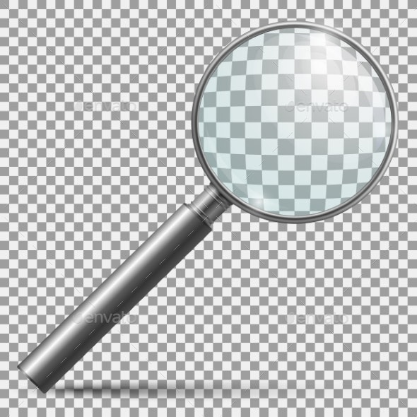Realistic Magnifier - Man-made Objects Objects