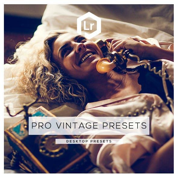 37 Pro Vintage Presets