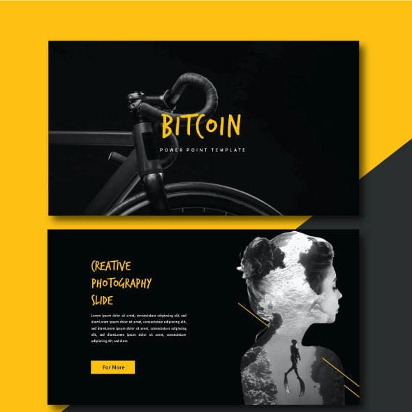 Bitcoin Creative Powerpoint