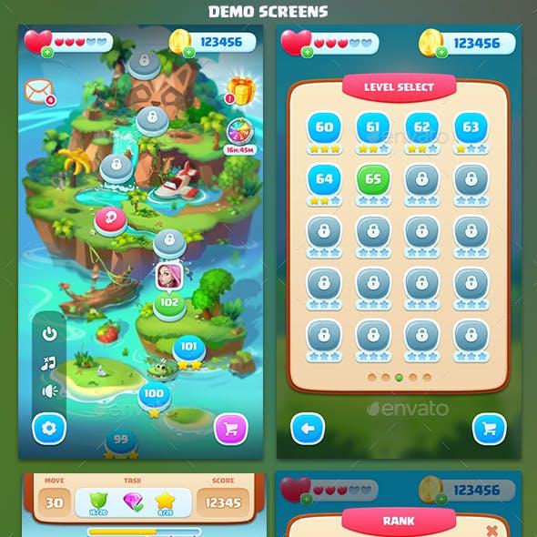 Games UI