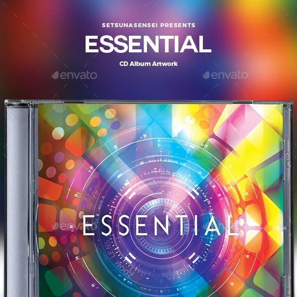 Essential CD Album Artwork