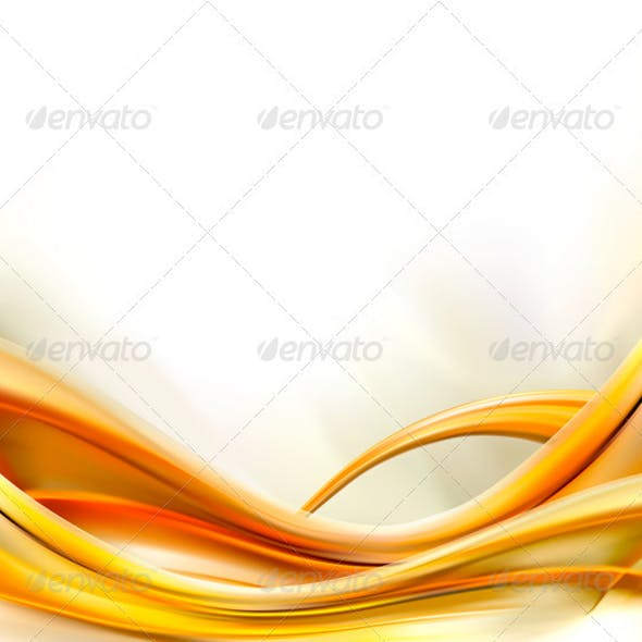 Abstract Elegant Gold Background