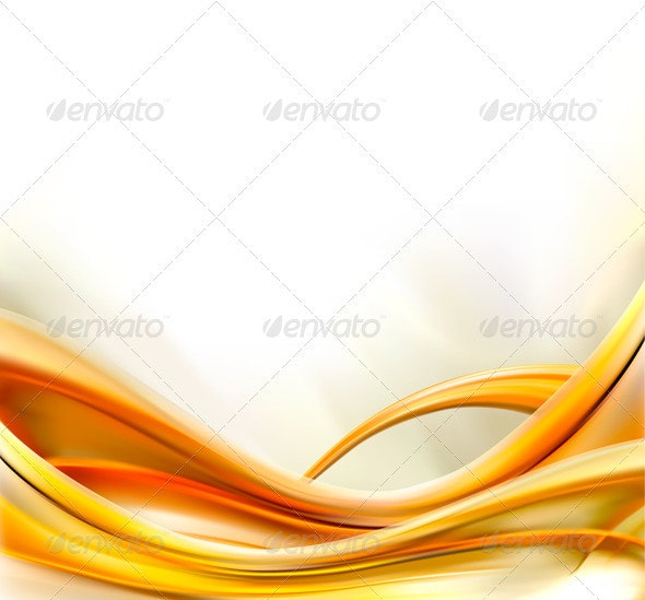 Abstract Elegant Gold Background - Backgrounds Decorative