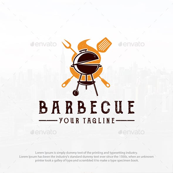 The Grill Party Logo