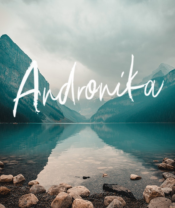 Andronika - Decorative Fonts