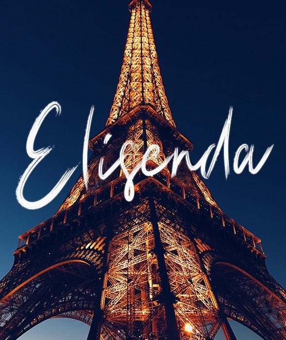 Elisenda - Decorative Fonts