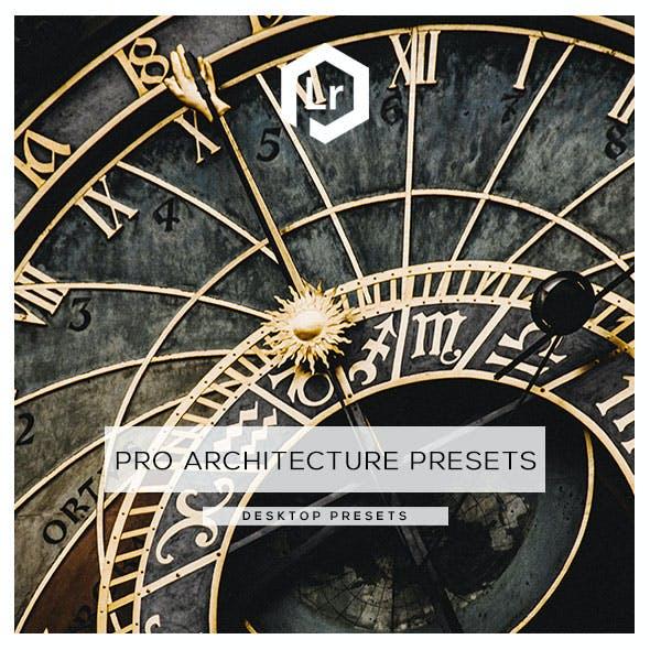 24 Pro Architecture Presets