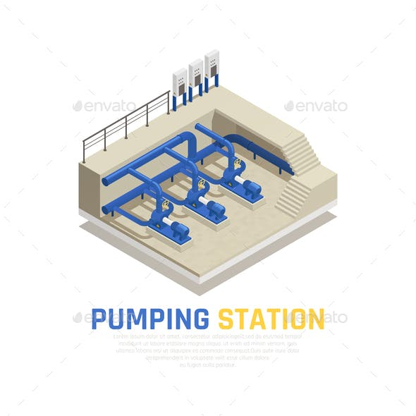 Pumping Station Concept