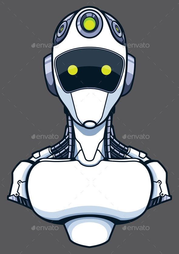 Artificial Intelligence Robot - Computers Technology