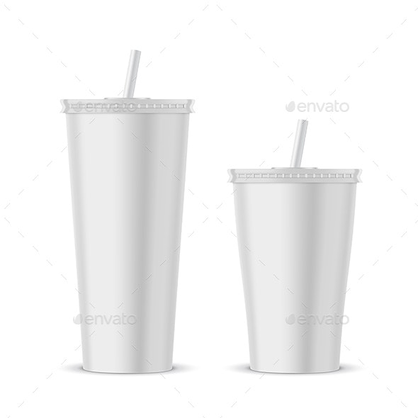 Plastic Disposable Cup - Man-made Objects Objects