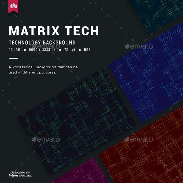 Matrix Technology Background