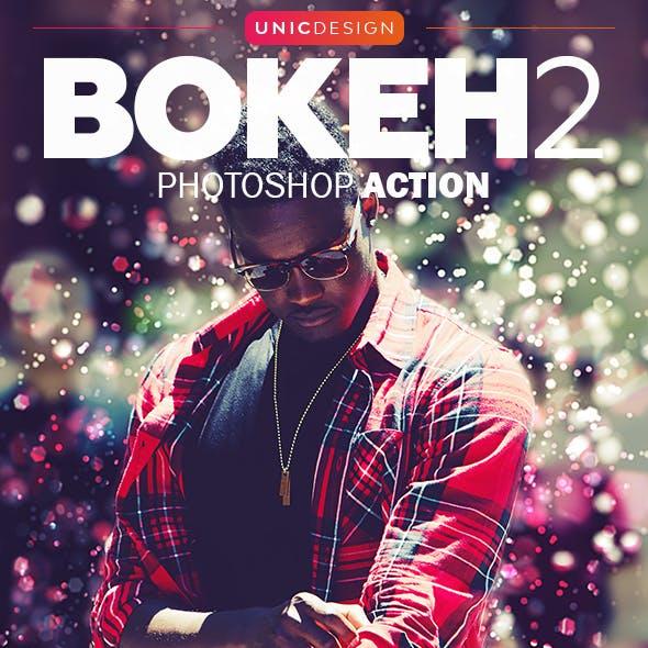 Bokeh 2 Photoshop Action