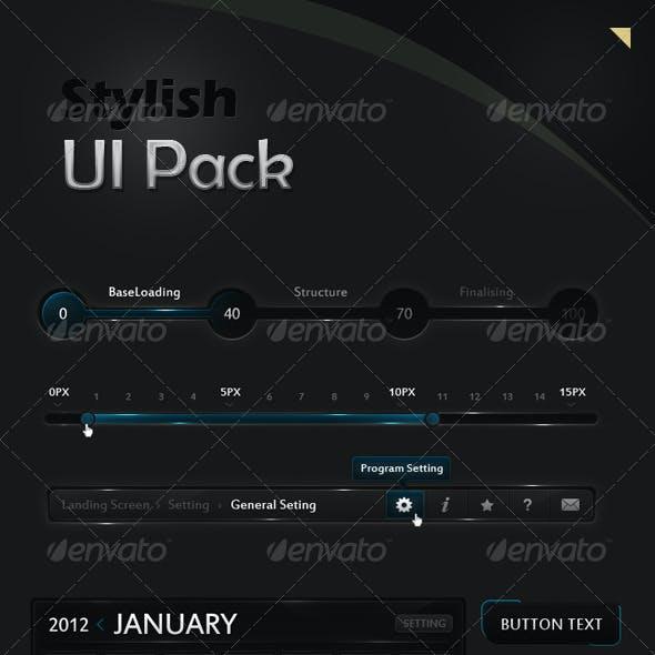 Stylish UI Pack