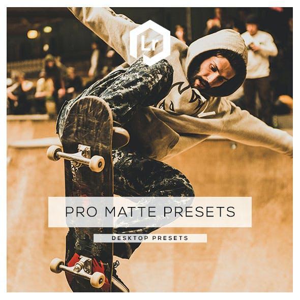 32 Pro Matte Presets