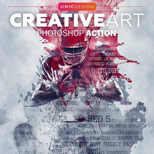 CreativeArt Photoshop Action
