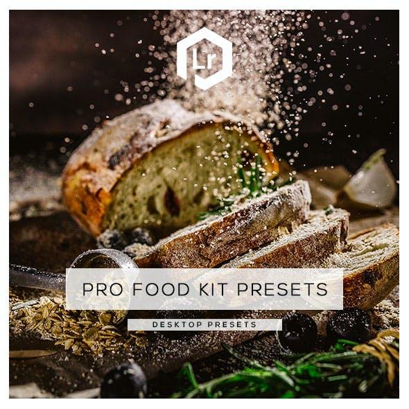 40 Pro Food Kit Presets
