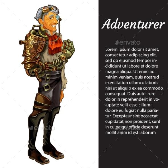 Adventurer - People Characters