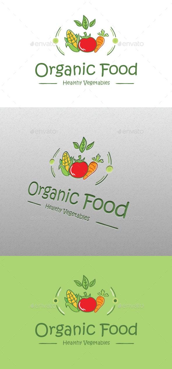 Bio Food Logo - Logo Templates