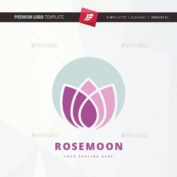 Rose Moon Logo