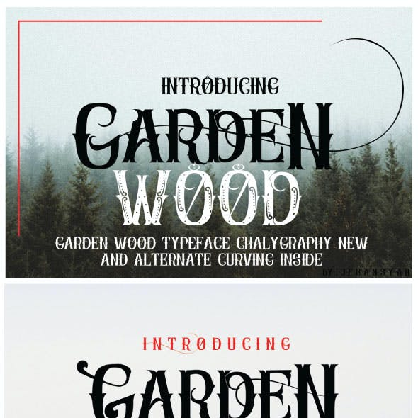 Garden Wood