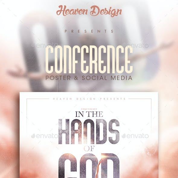 In The Hands of God | Poster & Social Media