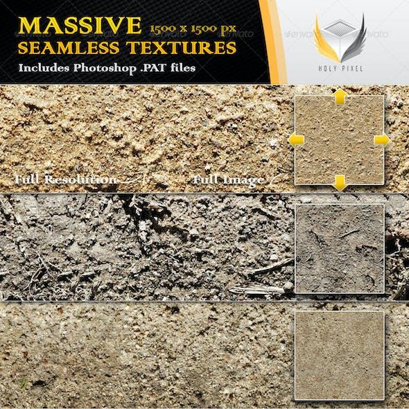 10 Seamless Sand Textures