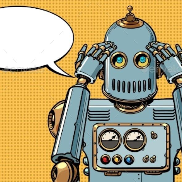 Robot Thinks