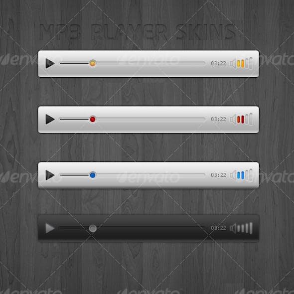 MP3 PLAYER SKINS