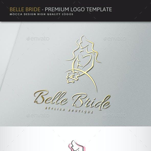 Belle Bride Logo