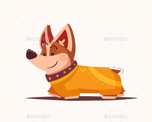 Dog Character - Animals Characters